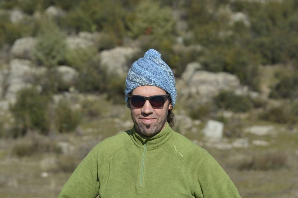 0b54338c32085 Gorro lana hombre