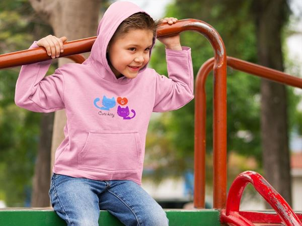 Sudadera Cute Kitty
